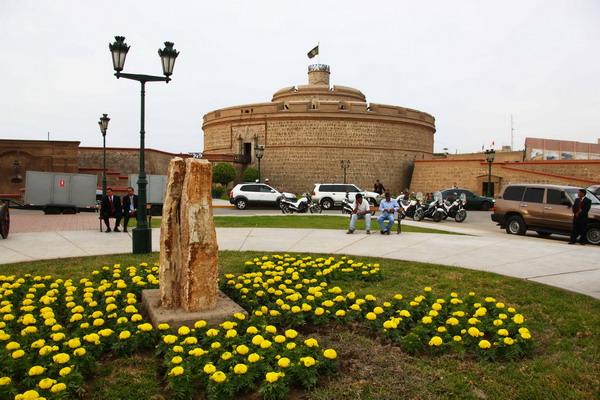 美洲 秘鲁 利马省 皇家费利佩城堡 - 西部落叶 - 《西部落叶》· 余文博客