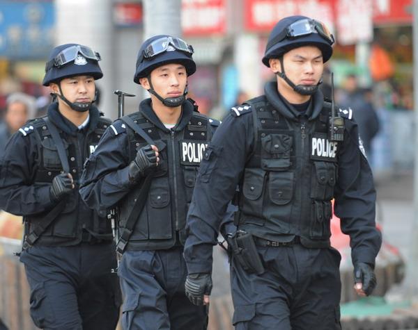 中国铁路警察的由来和发展 - 景军 - 正气与浑雄——为您展示男人的世界