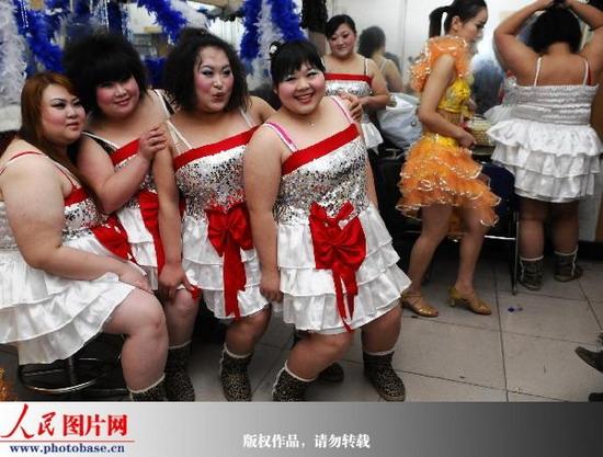 美女两百斤最美女胖子图胖丫头中国最美女胖子图片