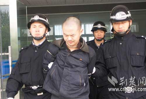 8人凶犯被执行枪决 临刑建议废除死刑