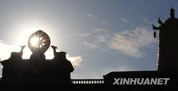 迷人的拉萨(来源人民网) - 黔中人(田丰) - 黔中人