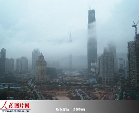 在建的国内最高电视塔