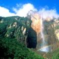 委内瑞拉天使瀑布