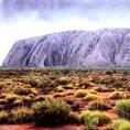 澳大利亚艾尔斯山