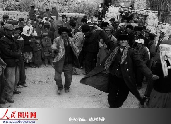 56个民族 塔吉克族