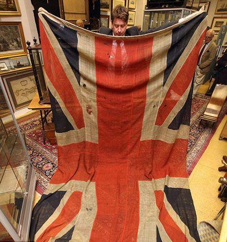 国旗 英镑/英国国旗卖出38万英镑打破世界纪录