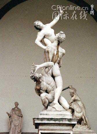 1504年1月25日 米开朗琪罗完成大卫巨像雕刻图片