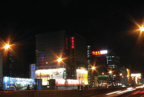 技巧:让夜景照片更清晰(来源人民网) - 黔中人(田丰) - 黔中人
