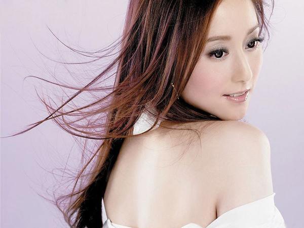 台湾第一清纯玉女的性感写真 许慧欣--图片--人民网