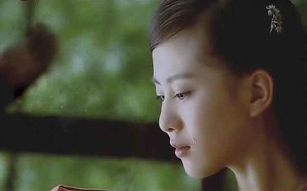 古装美女的青春写真 刘诗诗