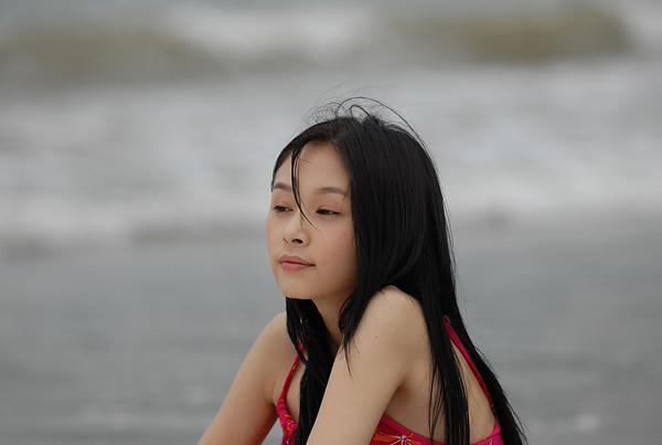 清纯可爱美女的性感写真