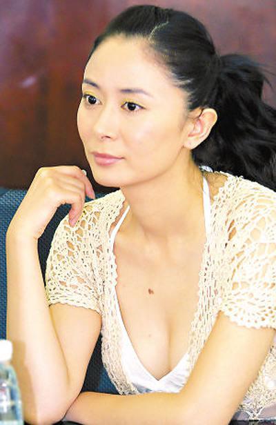 视频美女的性感写真张恒(9)演员舞蹈流行图片