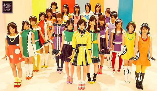 日本女子偶像组合akb48