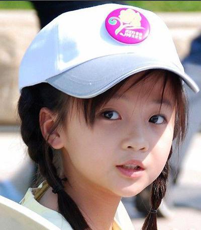 超可爱的中国第一小童星