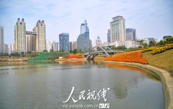 """广西南宁投资300亿元建""""中国水城"""" (4)"""