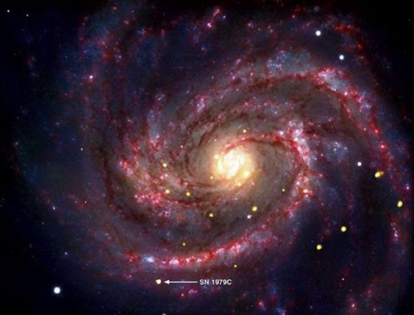 最年轻的黑洞