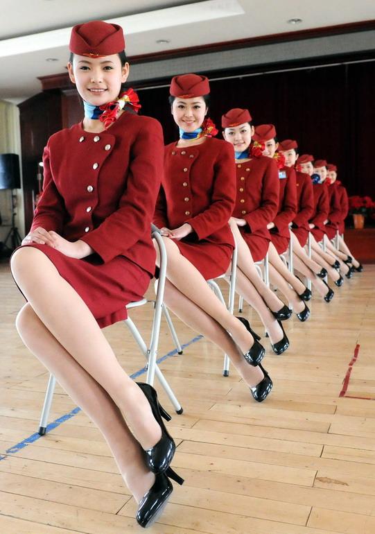 空姐是这样 炼成 的图片